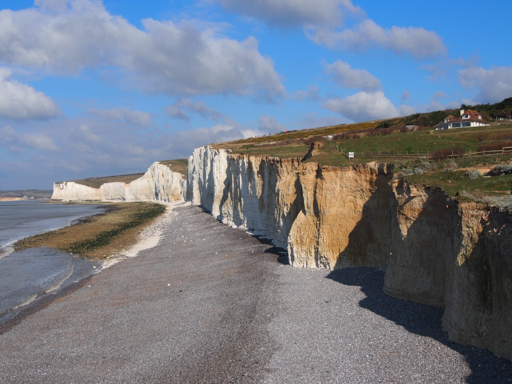 Ultras on the Seven Sisters